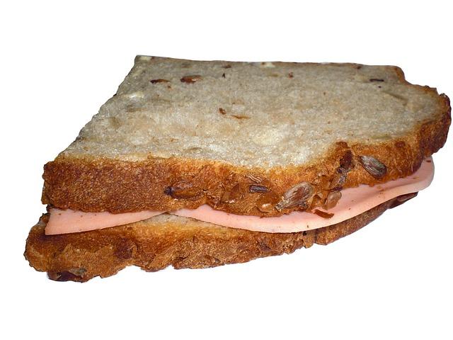 ドイツのサンドイッチ