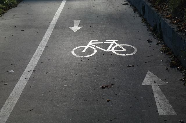 ドイツの自転車専用道