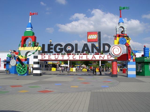 ドイツのレゴランド