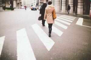 ドイツの横断歩道