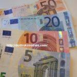 ユーロ札とユーロコイン:ドイツ生活のなかで実際に使うお金