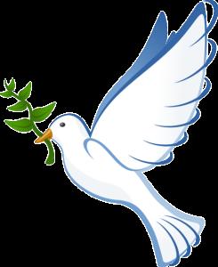 平和のハト