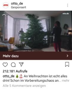 大きすぎるクリスマスツリー