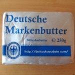 ドイツの美味しいバター、主な種類と使い方